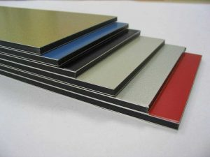 Alumunium Composite Panel (ACP) The Eight 8